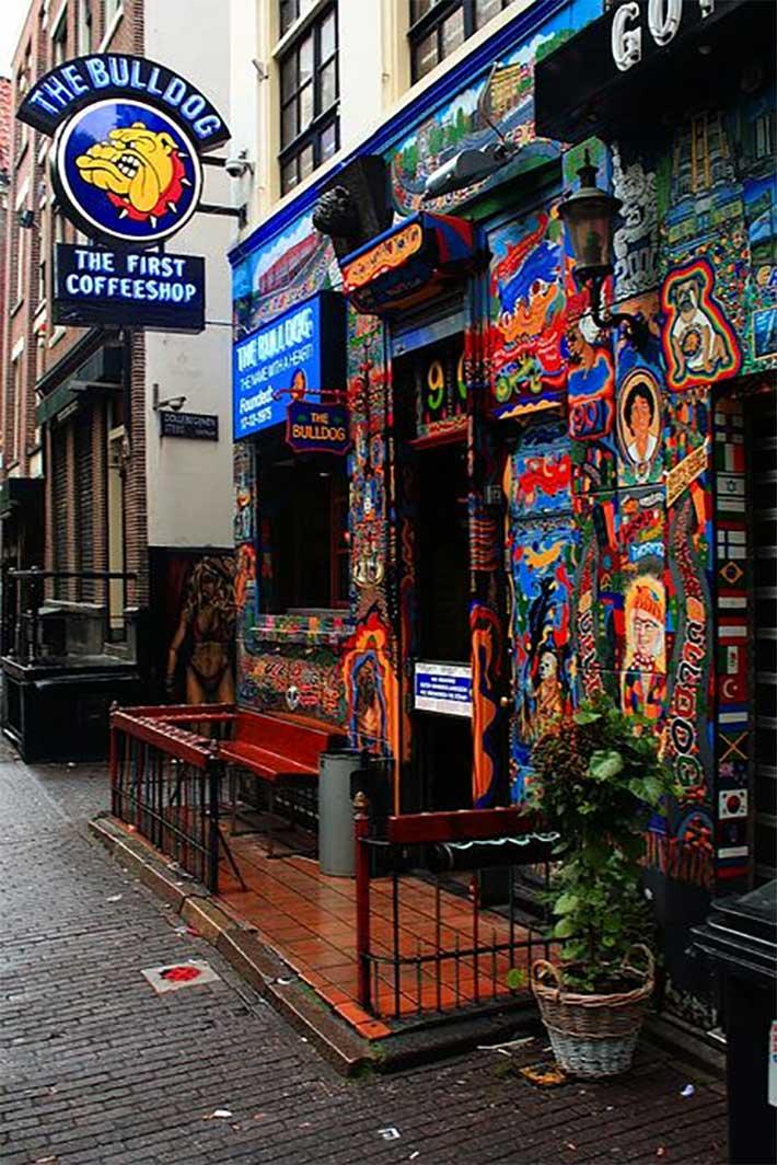 Amsterdam Coffe Shop