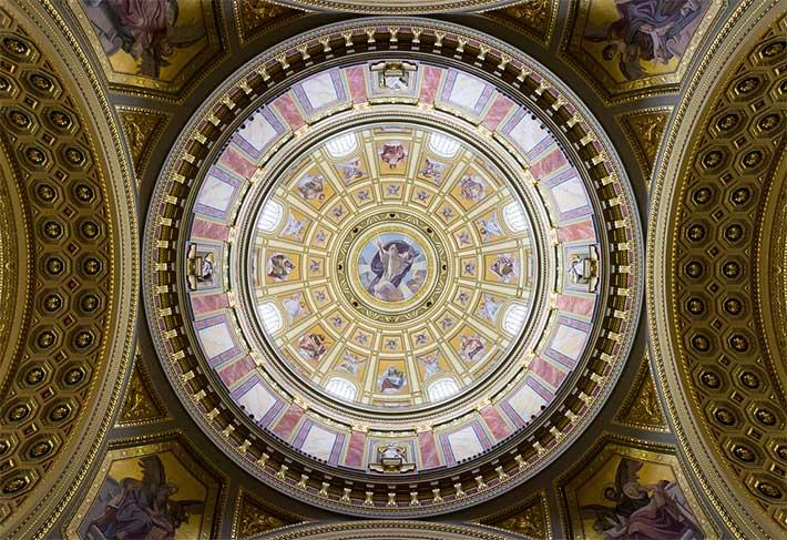 Budapeşte Aziz İstvan Kilisesi