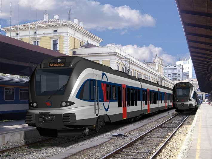 Belgrad'a tren ile nasıl gidilir