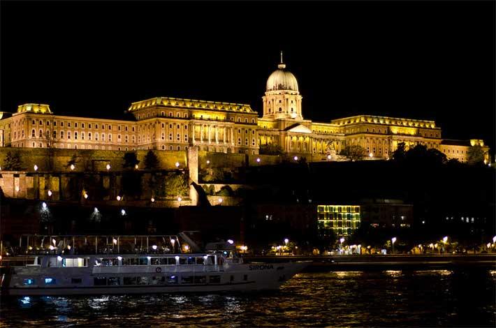 Budapeşte Buda Kalesi