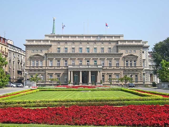 Eski saray Belgrad
