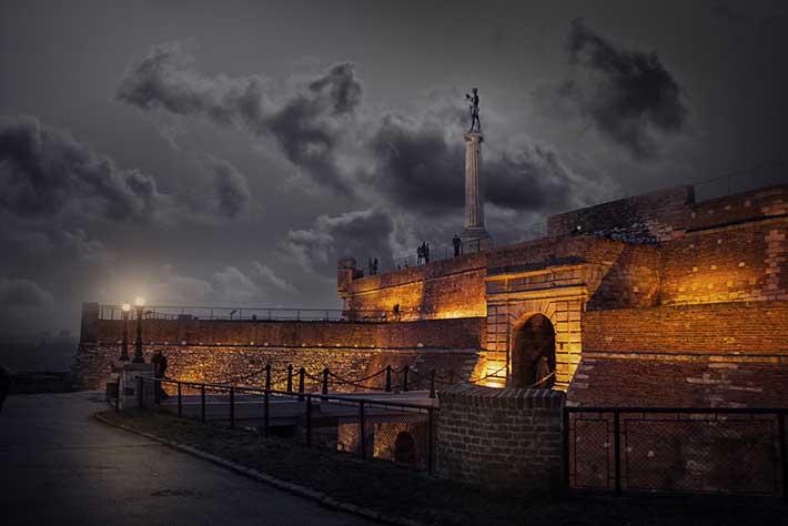 Kalemegdan - Belgrad Kalesi