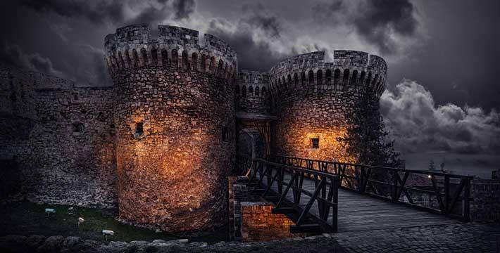 Nebojsina Kulesi - Kalemegdan