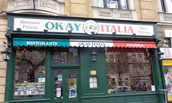 Okay Italia Budapeşte