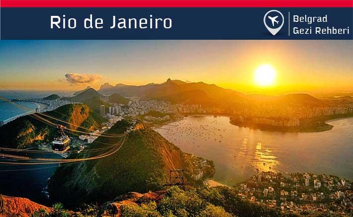 Rio de Janeiro Gezilecek Yerler