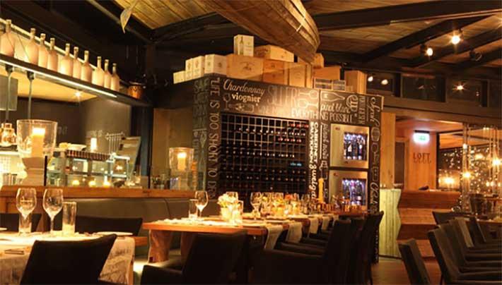 Robinson Restoran Budapeşte
