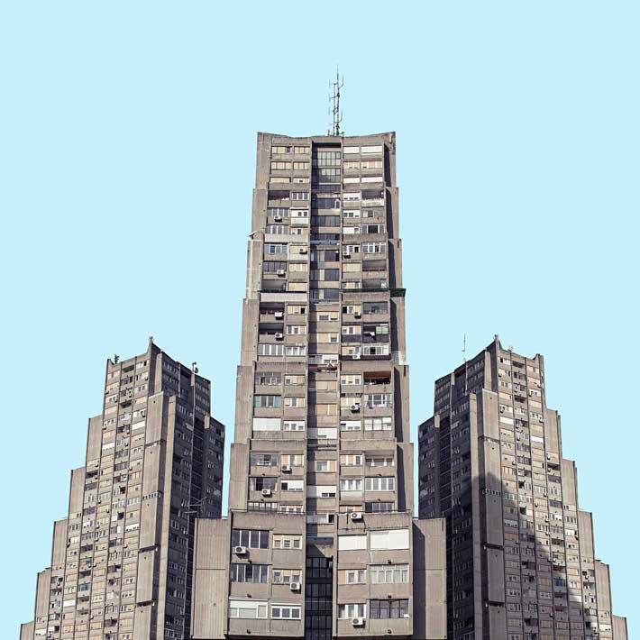 Belgrad Rudo Binaları