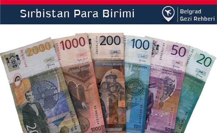 Sırbistan Para Birimi Nedir 1 Türk Lirası Kaç Sırp Dinarı Yapar