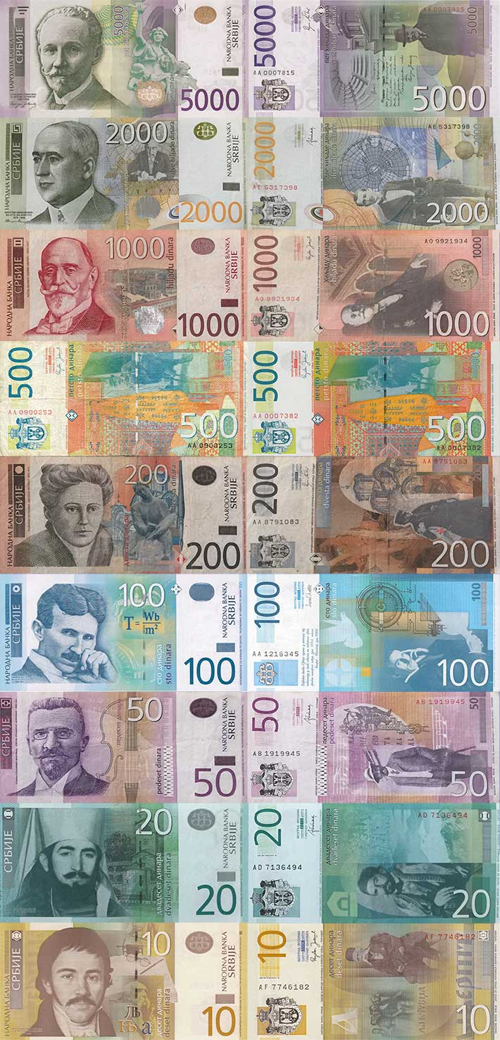 Belgrad Para Birimi