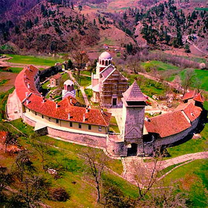 Studenica Manastırı