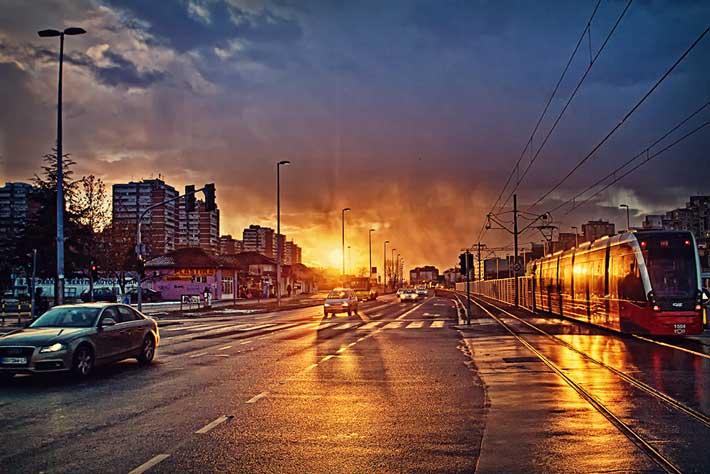 Yeni Belgrad - Novi Beograd