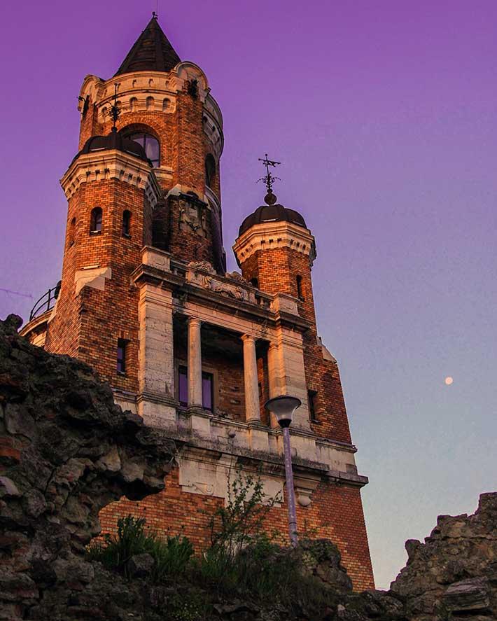 Zemun Gardoš Kulesi