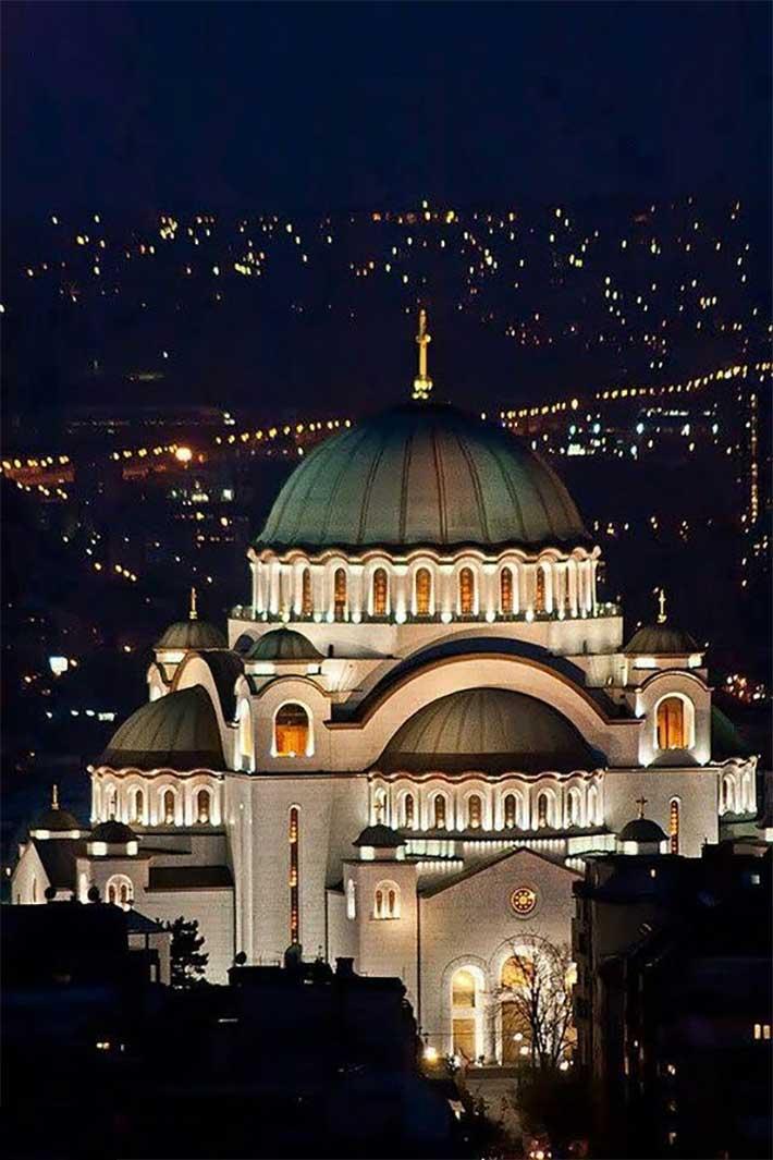 Aziz Sava Katedrali - gezilecek yerler
