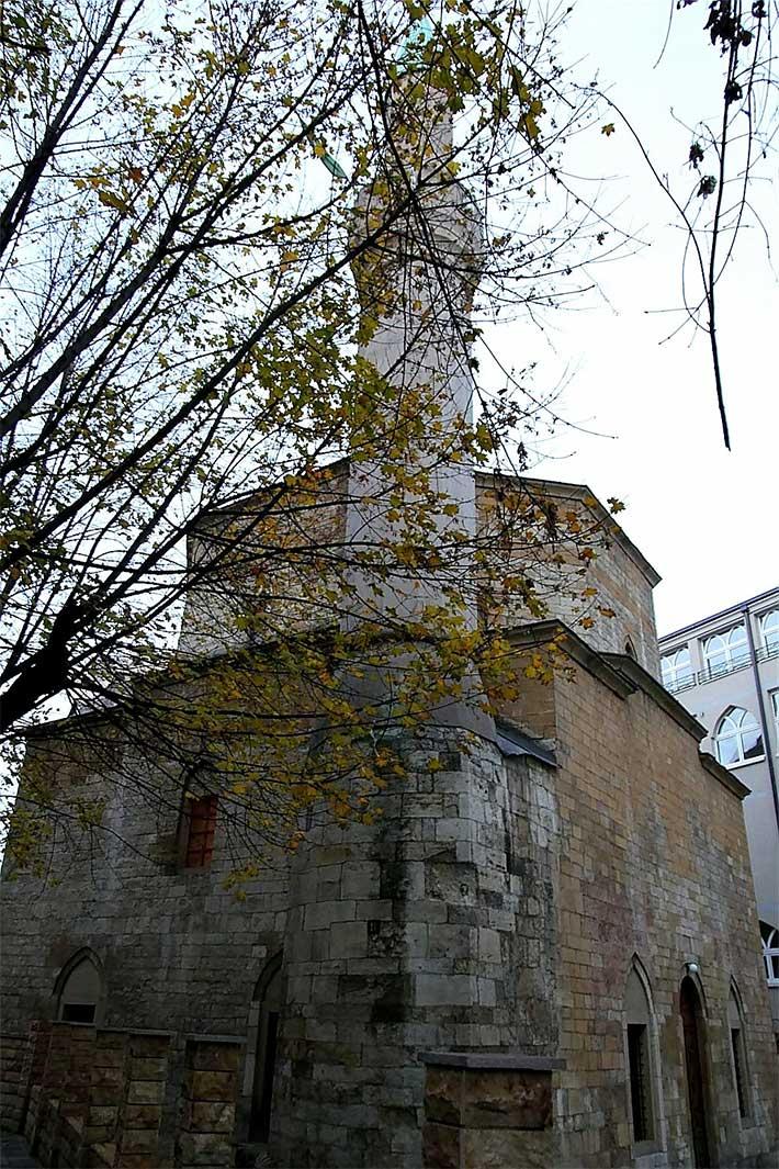 Belgrad Bayrakli Camii