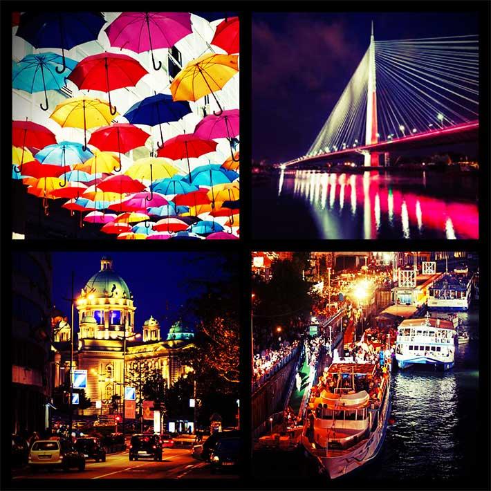 Belgrad gece hayati - kulupler
