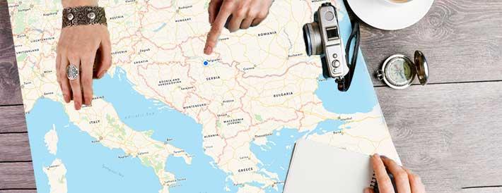 Belgrad şehir turları