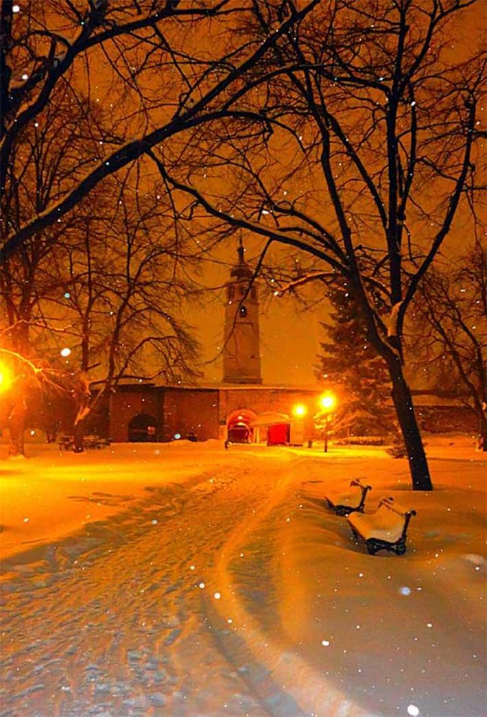 belgrad hava durumu - iklim