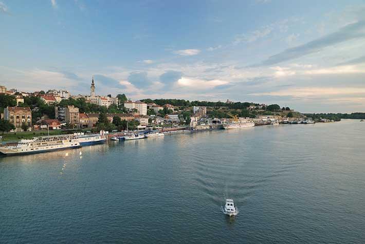 Belgrad genel görünüm