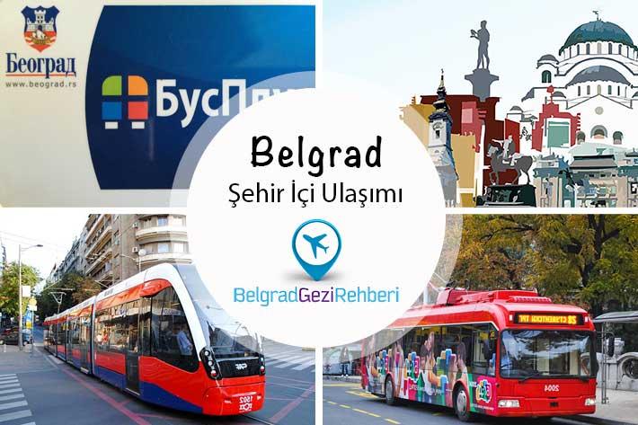 Belgrad şehir içi ulaşım