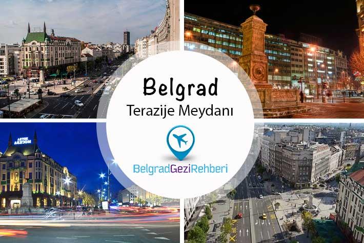 Belgrad terazije meydanı