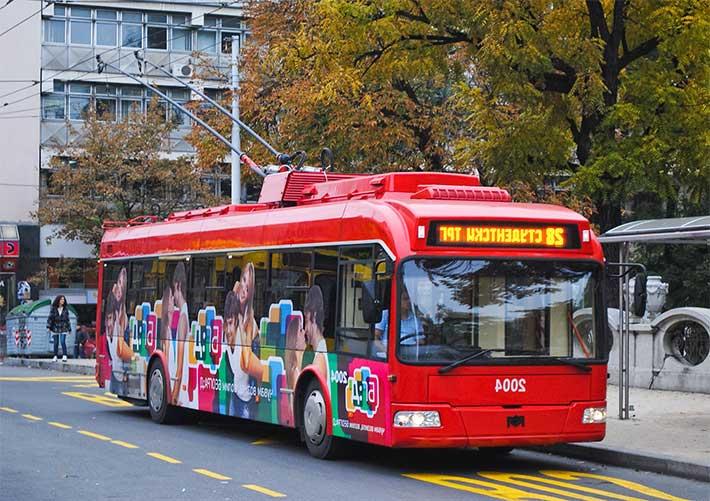 belgrad ulasim otobüs