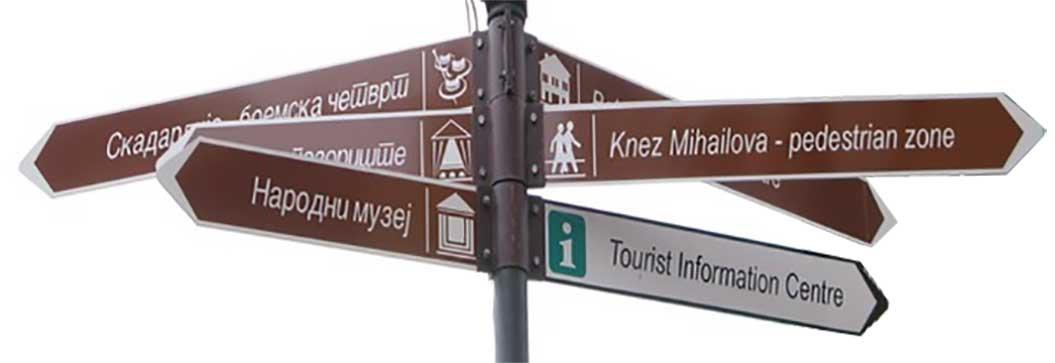 Belgrad turizm danışma