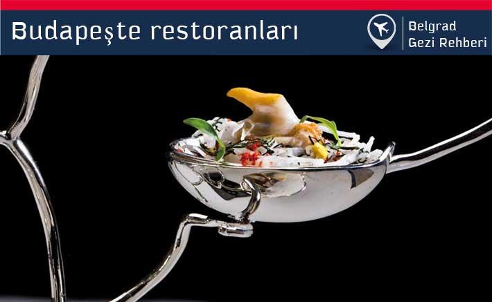 Budapeşte Restoranları