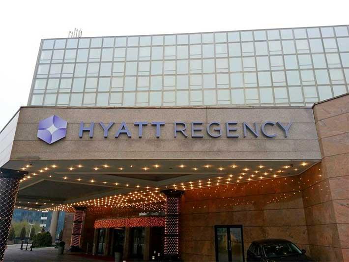Hyatt Regency Hotel - Belgrad Otelleri