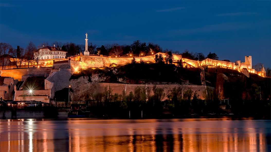 Kalemegdan (Kale Meydani) - Belgrad