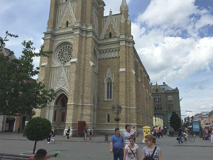 Novi Sad Katedral