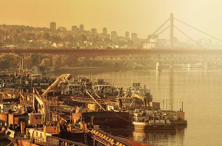 Belgrad Limanı - Luka Belgrad