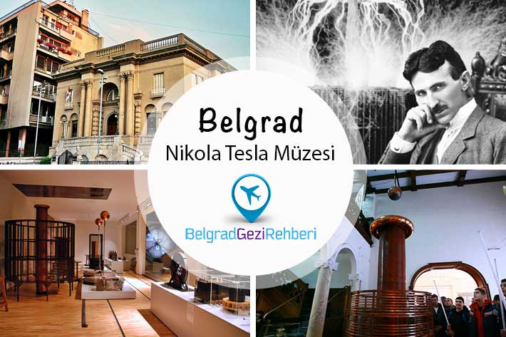 Belgrad Nikola Tesla Müzesi