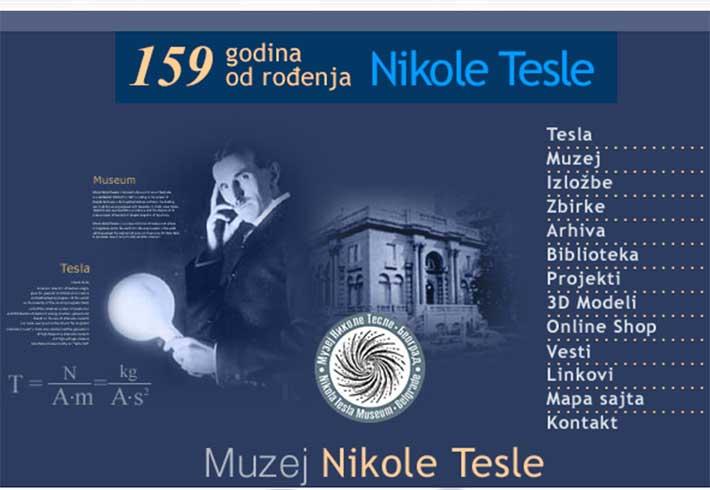 Nikola Tesla Muzesi