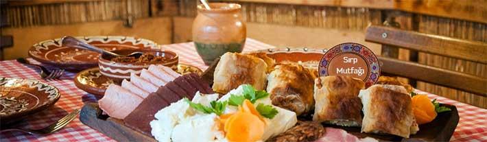 Belgrad Sırp mutfağı