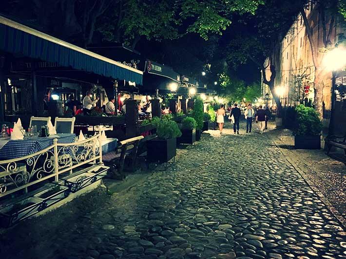 Skadarlija skadarska Belgrad