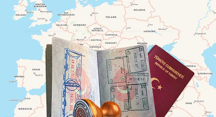 Vizesiz Avrupa Ülkeleri
