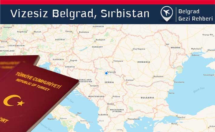 Vizesiz Belgrad, Sırbistan